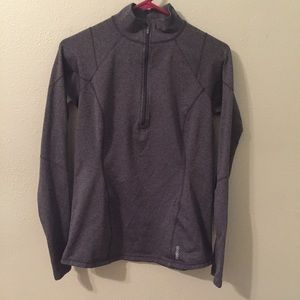 Reebok Dri-fit 1/4 zip top
